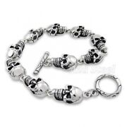 Mens Stainless Steel Bracelet 9