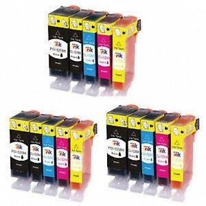 15 INK CARTRIDGE PGI-525 CLI-526 Canon Pixma MG5250 MG5350 IP4850 IP4950 MG6220