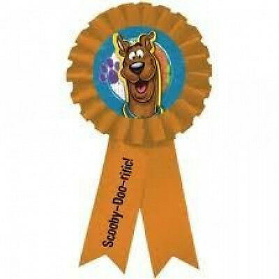 Scooby Doo Birthday Guest of Honor Ribbon - Hard To Find (Hard To Find Party Supplies)