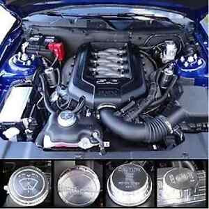 2011 2012 2013 mustang gt engine dress up stage 1 ultimate for Ebay motors mustang gt