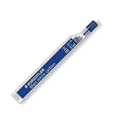 0STAEDTLER 250 Mars micro carbon 1.3mm Mechanical pencil lead refill HB