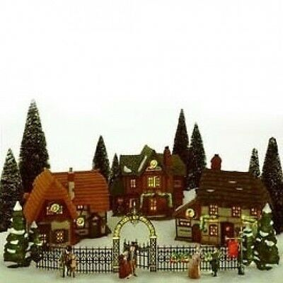 Department 56 Christmas Carol Holiday Trimming Set 56.58319