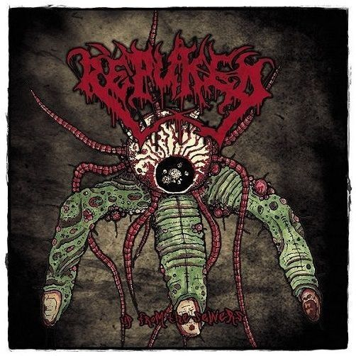 REPUKED - Up From The Sewers LP