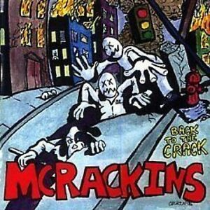 McRackins-Back-To-The-Crack-CD-NEW-1996-Punk