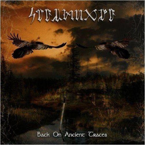 STRYDEGOR - Back On Ancient Traces CD