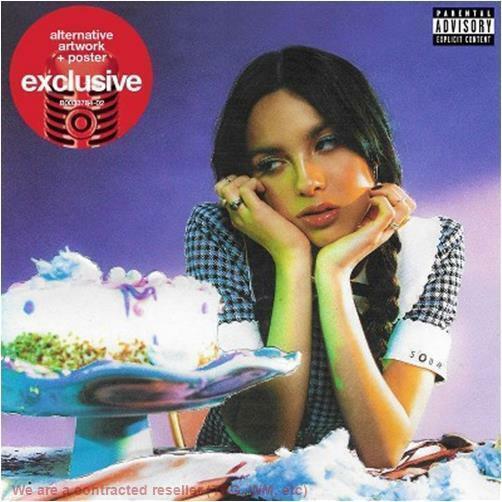 Olivia Rodrigo - SOUR (Target Exclusive, CD)