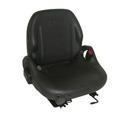 91a1400040 Vinyl Suspension Seat Mitsubishi  Cat C5000 Forklift Parts