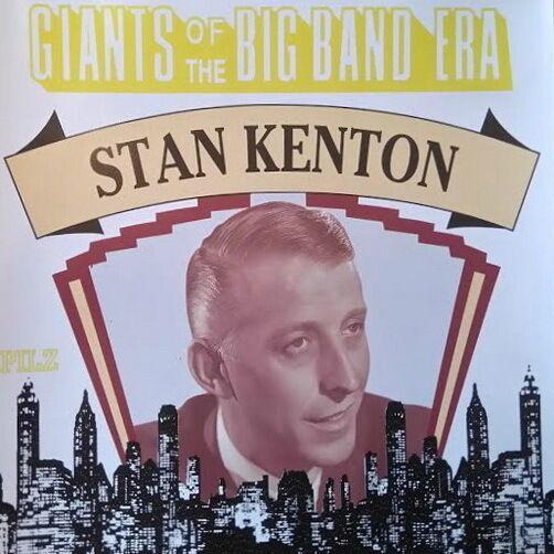 CD Album Stan Kenton Giants Of The Big Band Era 1990 Magma