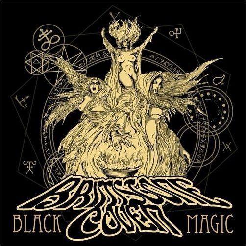 BRIMSTONE COVEN - Black Magic  (2-LP - BLACK) DLP