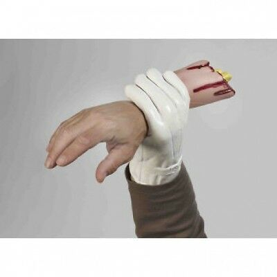 Halloween LIVING ARM HAND Cut Off Glove Moving Illusion Bloody Gag Magic Trick
