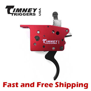 Timney Mosin Nagant MN Adjustable Drop in Trigger w/Safety Selector 1.5-4 lb 307