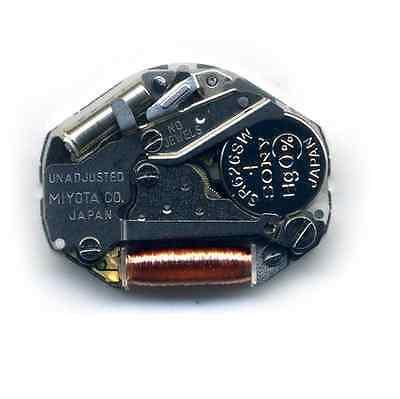 MIYOTA 2025 Quartz watch movement battery inc calibre repairs (new) - MZMIY2025