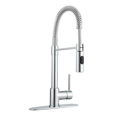 Details About Latoscana Elba 78cr557pe Single Handle Pull Out Spray Kitchen Faucet