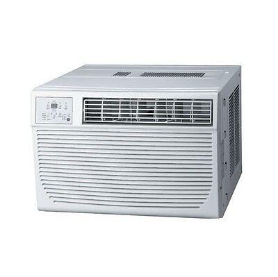 westpointe air conditioner built in heat 12 000 btu 11 000 btu heater ebay. Black Bedroom Furniture Sets. Home Design Ideas