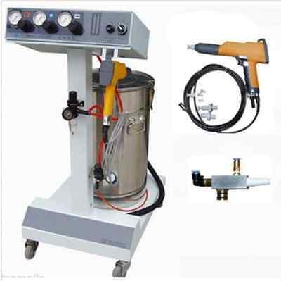 New Electrostatic Powder Coating Spray Gunspray Machinepaint System B