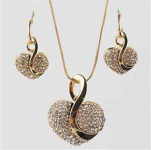 **Brand New** 18K Gold Plated Jewelry Set