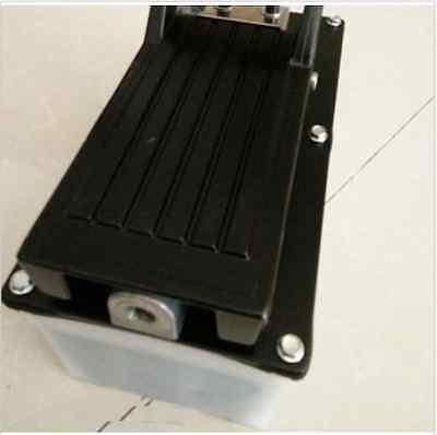 Air Hydraulic Foot Pump Auto Repair Tools Professional 2.3l Plastic Shell