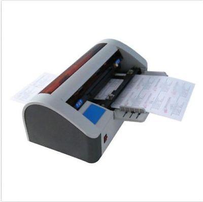 Desktop Semi-automatic Business Name Card Cutter U