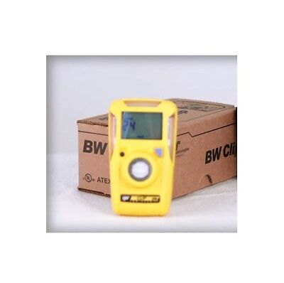 Bw Technologies Bwc2-h Bw Clip Single Gas H2s Monitor Activate By 1-19-2019