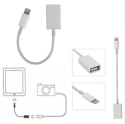Cables Adaptador OTG a USB Femenino smartphone tableta apple iphone