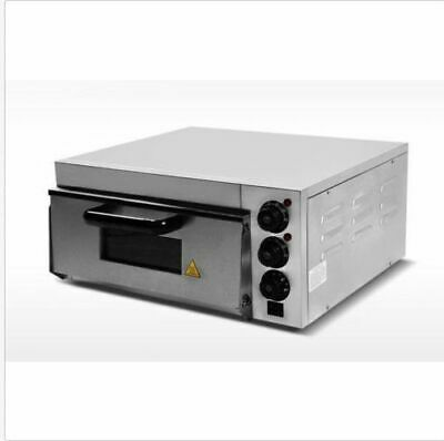 Commercial Use Electric Pizza Oven With Timer For Making Bread Cake Pizza 220vy