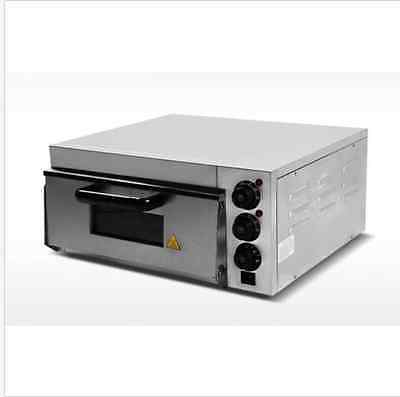 Commercial Use Electric Pizza Oven With Timer For Making Bread Cake Pizza 220vb