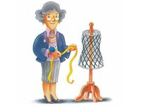 CLOTHES REPAIRS & ALTERATIONS and Ironing service