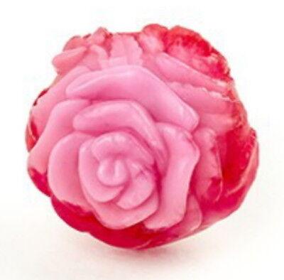 BioFresh REGINA FLORIS Glycerin Seife Rose 60g mit natürlichem Rosenöl - Natürliche Glycerin Seife
