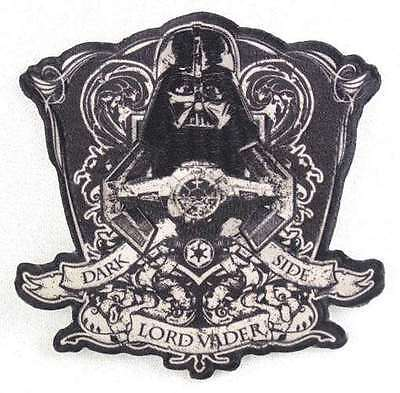 Star Wars Darth Lord Vader Dark Side Embroidered Patch