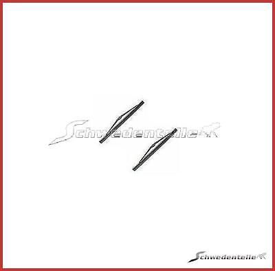 2x Wiper Blade Headlight Wiper Volvo S40 V40 YR bj.96-04