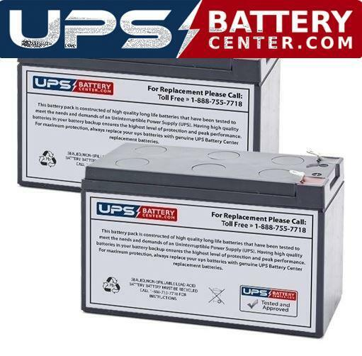 Pulse Performance Products Bolt 24V 7Ah Replacement Batteries