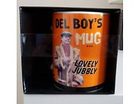 Only Fools & Horses 'Del Boy' Ceramic Mug Coffee Tea Brew Cup BBC TV Gift