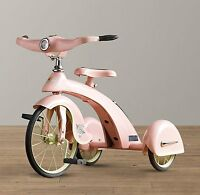 Pink Collectible 1930s Style Tricycle
