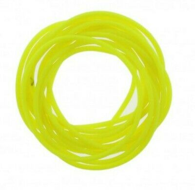 12 Pack Jelly Neon Yellow Gummy Bangles Bracelets Wristbands 80's Fancy Dress - Neon Yellow Wristbands
