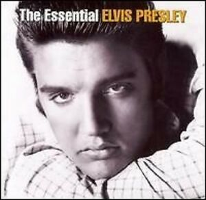 ELVIS PRESLEY THE ESSENTIAL 2 CD NEW