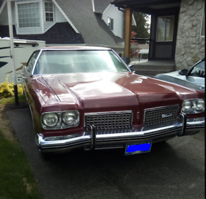1973 Oldsmobile Regency 98 - NO RUST - Collector Car