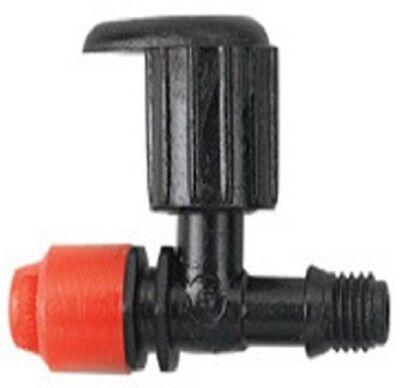 Drip Irrigation Micro Spray Quarter-Circle Pattern Adjustable Orbit 5-Pack 67118