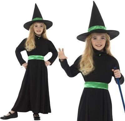 Kinder Böse Hexe von West Mädchen Kostüm Outfit von - Böse Mädchen Hexe Kostüm