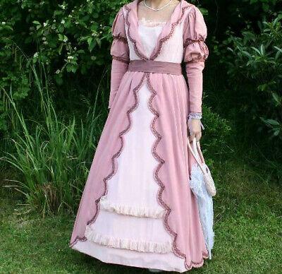 Kleid  Karnevalskostüm Themenkleid Western (Barock Kleid Kostüm)