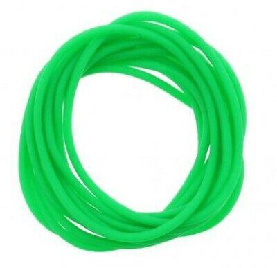 Neon Green Wristbands (12 Pack Jelly Neon Green Gummy Bangles Bracelets Wristbands 80's Fancy Dress)