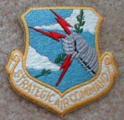 Obsolete> U.S. Air Force Strategic Air Command patch