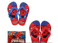Kids Spiderman Flipflops