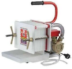 Pompa pompe da travaso filtrante per vino colombo 12 for Pompe filtrante