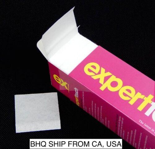 Lint Free Nail Art Gel Polish Remover Cotton Pad Nail Wipe