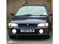 Subaru Impreza Classic Wagon Non Turbo