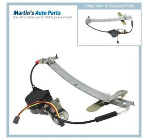 New Window Regulator with motor Power Right Hand Mercury Grand Marquis Ford