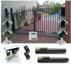 AUTOMATED DOUBLE SWING GATE KITS - FROM $2221