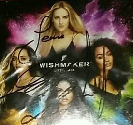 Little Mix Signed Wishmaker Perfume