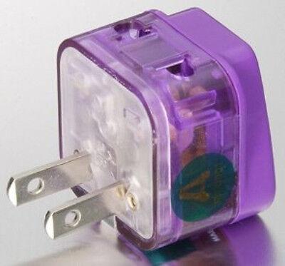 AC POWER Travel Adapter Converter Plug Electric US USA JAPAN PHILIPPINES TAIWAN