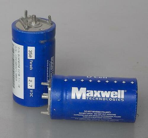 2.7V 350F Super Farad Capacitor 35*60mm Super Capacitor For Maxwell